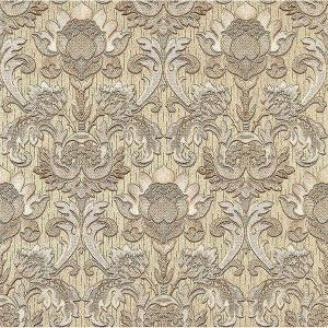 Z1741 Dis Scudo Damask Gold Brewster Wallpaper