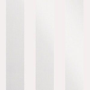 2889-25208 Visby Stripe Silver Brewster Wallpaper