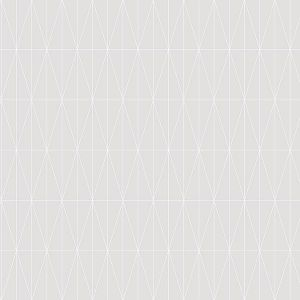 2889-25213 Tofta Geometric Light Grey Brewster Wallpaper
