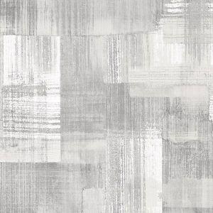 2889-25227 Trosa Brushstroke Grey Brewster Wallpaper