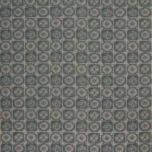 SUN WORSHIPPERS Seagrass Carole Fabric