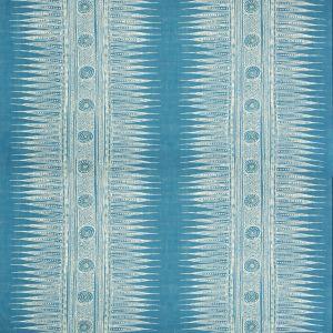 2010136-505 INDIAN ZAG Marine Lee Jofa Fabric