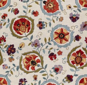 2011130-915 MONTMARTRE Clay Blue Lee Jofa Fabric