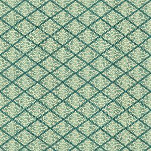 2015131-13 JAG TRELLIS Turquoise Lee Jofa Fabric