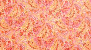 2016102-712 SEARCHIN URCHIN Tiki Orange Lee Jofa Fabric