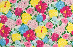 2016103-573 HERITAGE FLORAL II Multi Lee Jofa Fabric