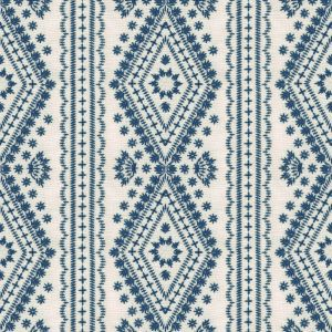 2017104-5 LUCKNOW Blue Lee Jofa Fabric