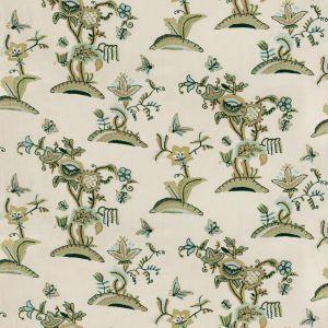 2018138-233 CAMBRIA CREWEL Jade Olive Lee Jofa Fabric