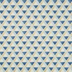 2018144-155 CANNES PRINT Sky Blue Lee Jofa Fabric