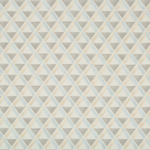 2018144-165 CANNES PRINT Blue Beige Lee Jofa Fabric