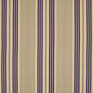 LCF68342F SALINAS STRIPE Indigo Ralph Lauren Fabric