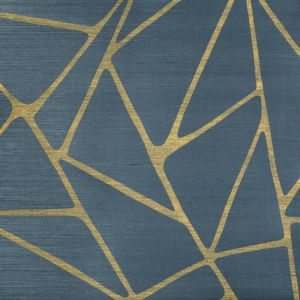 W3400-435 TO THE POINT Teal Kravet Wallpaper
