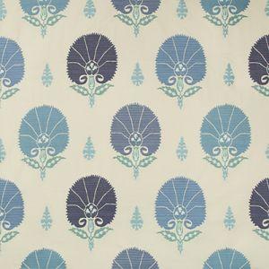 35078-15 FLORIANA Persian Blue Kravet Fabric