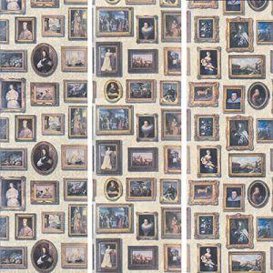 AMW10031-16 GALLERY Neutral Kravet Wallpaper