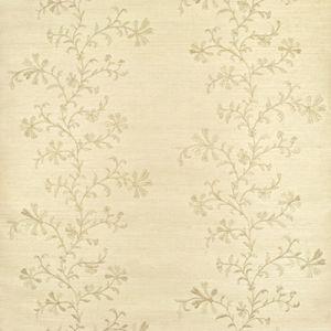 LWP68619W MEADOWLANE EMBROIDER Pearl Ralph Lauren Wallpaper