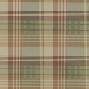 FG079-Y107 MULBERRY ANCIENT TARTAN Mulberry Tartan Mulberry Home Wallpaper