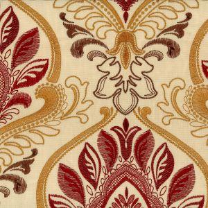 FINLEY 4 Brick Stout Fabric