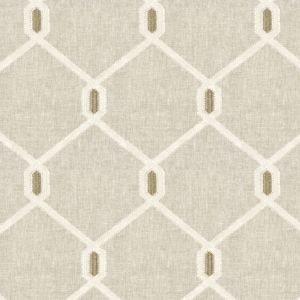 GAVOTTE 1 Grey Stout Fabric