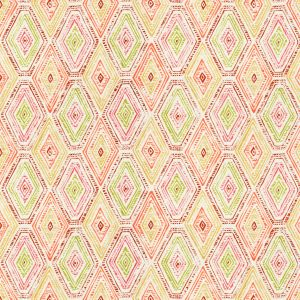 LURGAN 2 Sorbet Stout Fabric