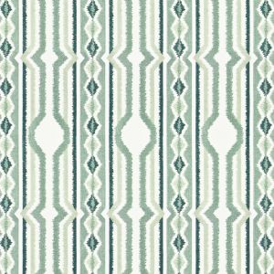 MANDALAY 5 Lagoon Stout Fabric