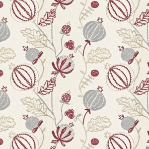 MIGUEL 2 Beet Stout Fabric
