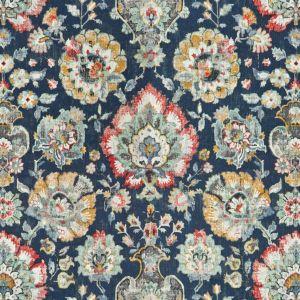 STUDY 1 Indigo Stout Fabric