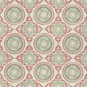 YIELD 1 Coral Stout Fabric