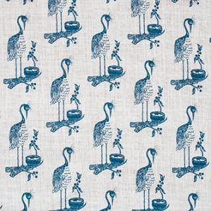 CRANE Deep Ocean Katie Ridder Fabric