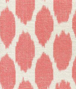 306107S ADRAS Watermelon on Silk Matka Quadrille Fabric