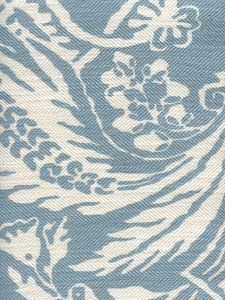 CP1040-03 ANTOINETTE Windsor Blue on Westover Quadrille Fabric