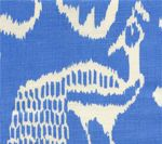 2430-30 BALI II French Blue on Tint Quadrille Fabric