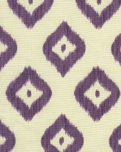 9040-04 BALI DIAMOND Lilac on Tint Quadrille Fabric