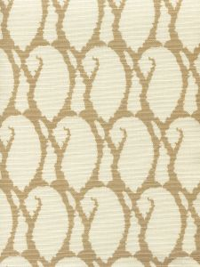 9060-03 CARNA Taupe on Tint Quadrille Fabric