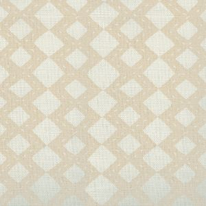 AC920-00 HANDSTITCH White Quadrille Fabric