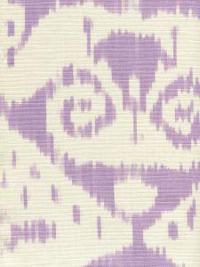 306047F MALAYA Lilac on Tint Quadrille Fabric