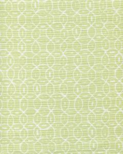 6455-11 MELONG BATIK REVERSE Celadon on White Quadrille Fabric