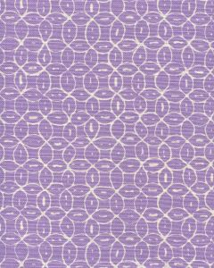 6455-32 MELONG BATIK REVERSE Lavender on Tint Quadrille Fabric