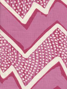AC250-02 MONTECITO Pinks on Tint Quadrille Fabric
