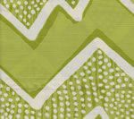 AC250-09 MONTECITO Chartreuse on Tint Quadrille Fabric