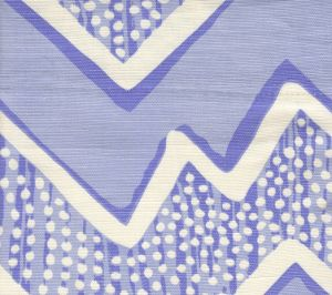 AC250-01 MONTECITO Periwinkle on Tint Quadrille Fabric