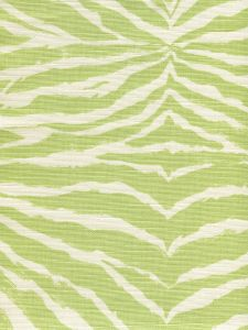 8020-04 NAIROBI PETITE Celadon on Tint Quadrille Fabric