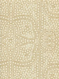 CP1000-02 PERSIA Camel on Taj Ecru Quadrille Fabric