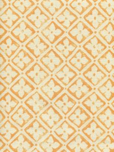 306330F-06 PUCCINI Inca Gold on Tinted Linen Quadrille Fabric