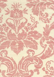 302884F-CU SEVILLA DAMASK Camel on Tint Quadrille Fabric
