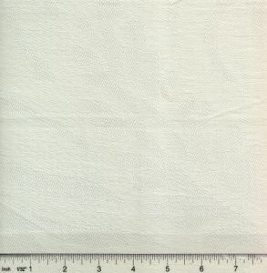 011000T SPENCER LINEN DAMASK Ivory Quadrille Fabric