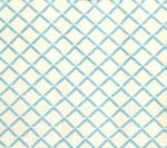 302305F TERRACE Venice Blue on Tint Quadrille Fabric