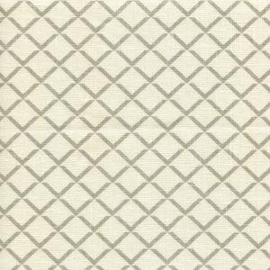 302303F TERRACE Grey on Tint Quadrille Fabric