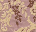 009976T VILLA EMO Lavender Sable Beige Quadrille Fabric