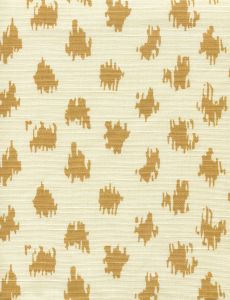 7340-04T ZIZI SPOT Camel on Tint Quadrille Fabric