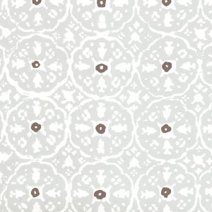 149-51WP NITIK II Gray Brown On Almost White Quadrille Wallpaper